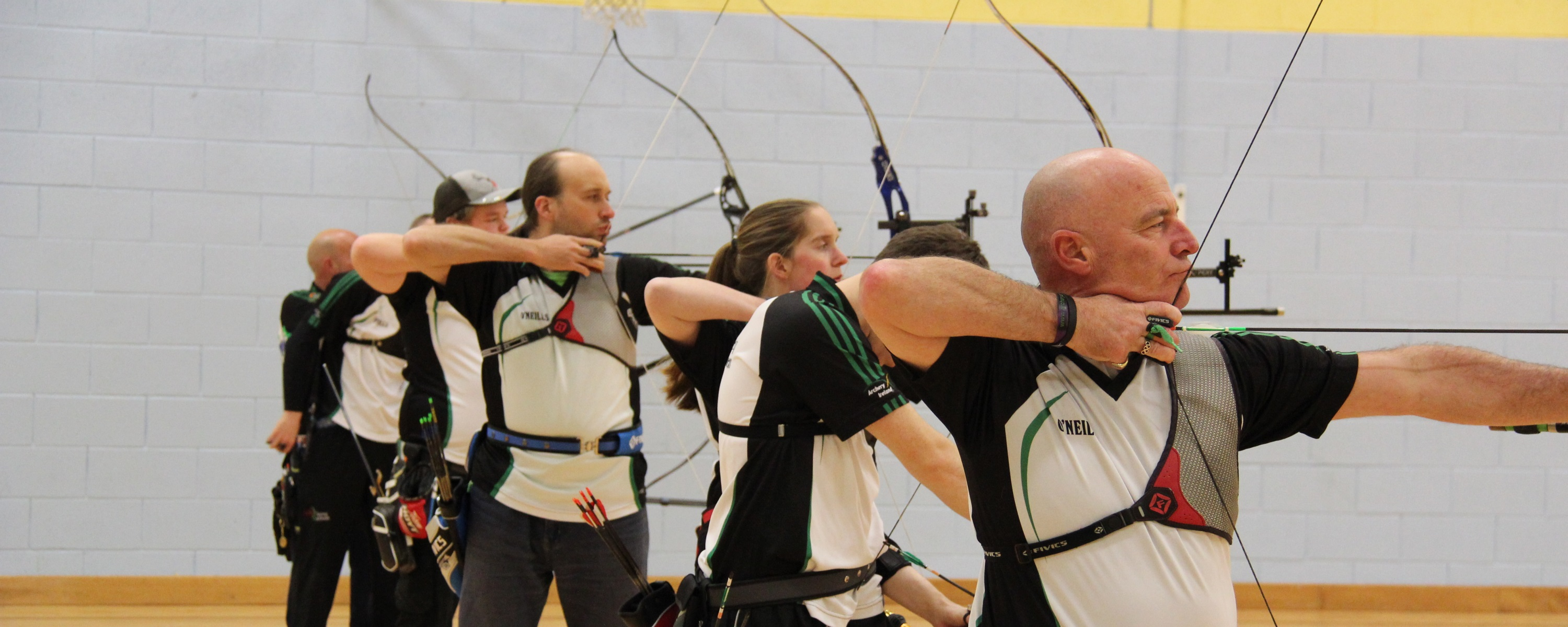 Archers at full Draw......